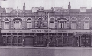 Greyhound Hotel Coulsdon